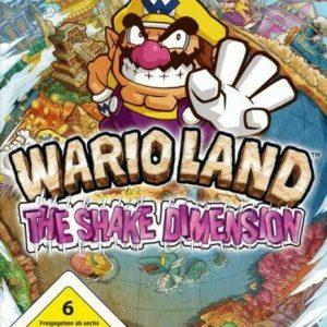 WARIO LAND-THE SHAKE DIMENSION