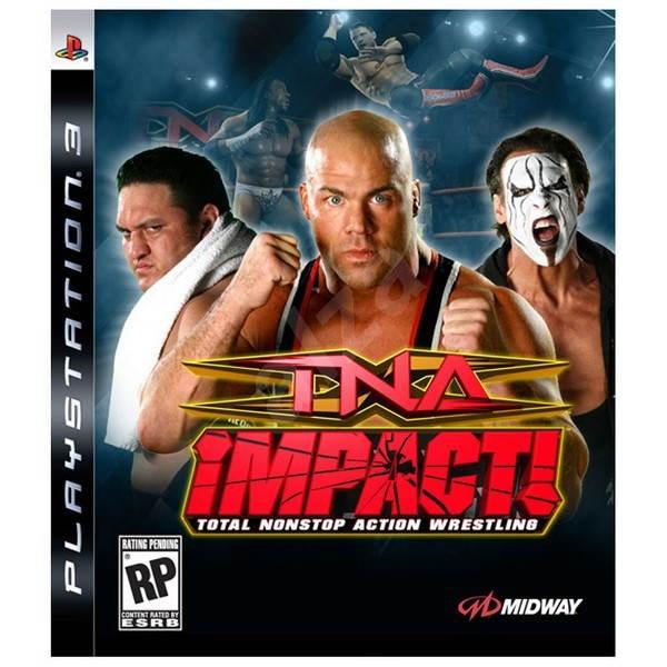 TNA-IMPACT-PS3